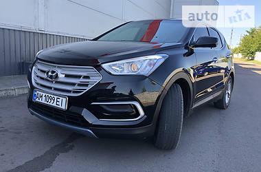 Hyundai Santa FE 2017 в Новограде-Волынском