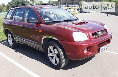 Hyundai Santa FE 2003 в Ивано-Франковске