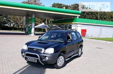Hyundai Santa FE 2003 в Владимир-Волынском