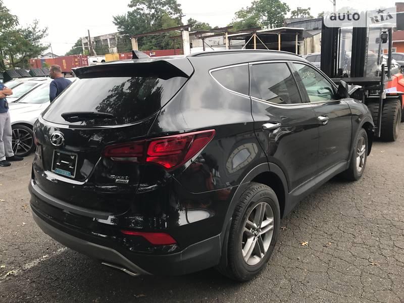 Hyundai Santa FE 2016 в Коломые