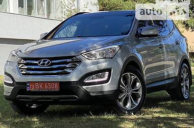 Hyundai Santa FE 2013 в Львове