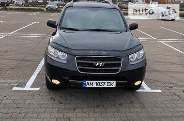 Hyundai Santa FE 2007 в Житомире