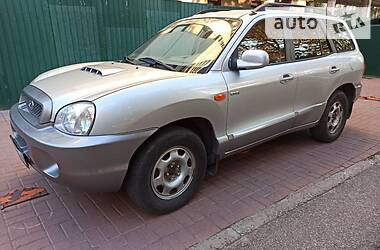 Hyundai Santa FE 2002 в Киеве