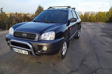 Hyundai Santa FE 2004 в Белгороде-Днестровском