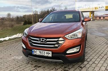 Hyundai Santa FE 2013 в Бродах
