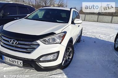 Hyundai Santa FE 2013 в Кременчуці