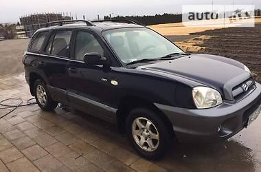 Hyundai Santa FE 2005 в Кременце