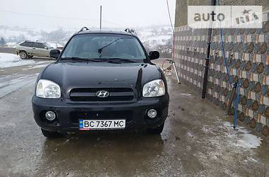 Hyundai Santa FE 2005 в Львове