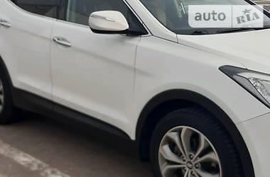 Hyundai Santa FE 2013 в Берегово