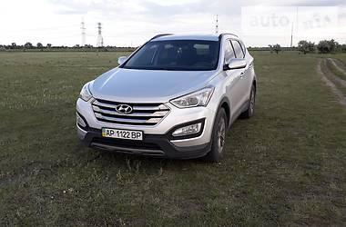 Позашляховик / Кросовер Hyundai Santa FE 2012 в Запоріжжі