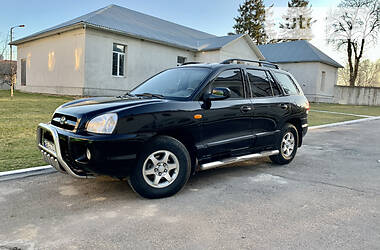 Hyundai Santa FE 2005 в Шаргороде