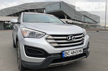 Hyundai Santa FE 2015 в Львові