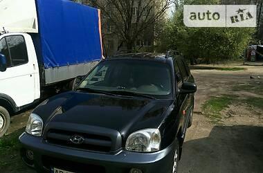 Позашляховик / Кросовер Hyundai Santa FE 2005 в Запоріжжі