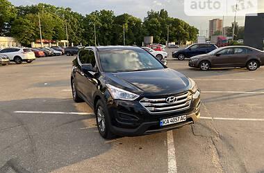 Внедорожник / Кроссовер Hyundai Santa FE 2014 в Киеве