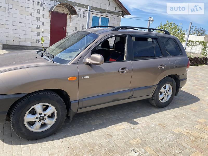 Универсал Hyundai Santa FE 2005 в Одессе