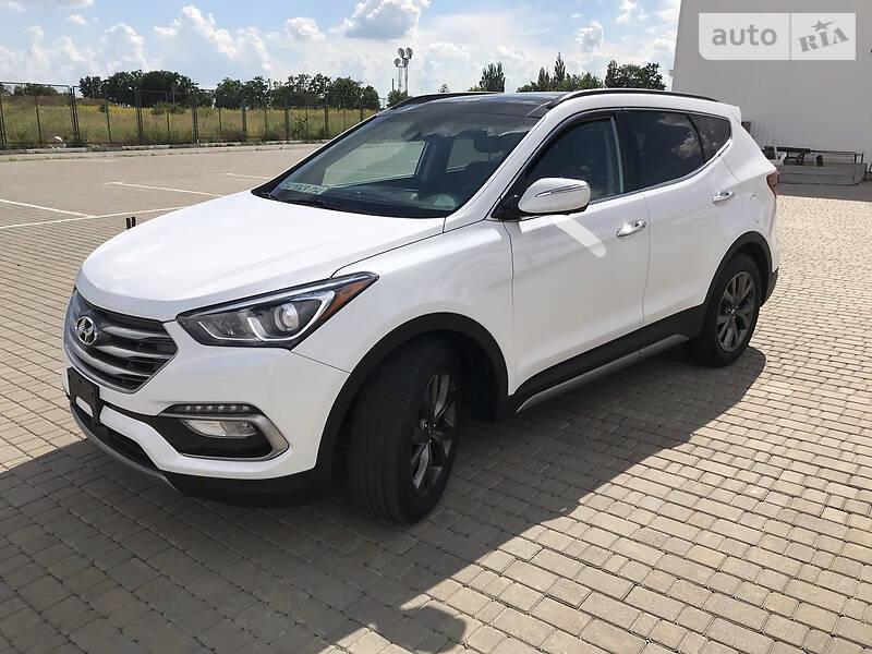 Внедорожник / Кроссовер Hyundai Santa FE 2016 в Одессе