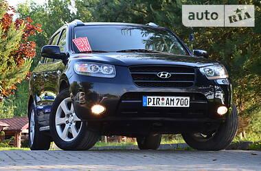 Внедорожник / Кроссовер Hyundai Santa FE 2008 в Дрогобыче
