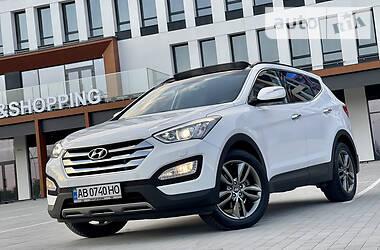 Внедорожник / Кроссовер Hyundai Santa FE 2013 в Виннице