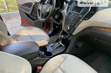 Позашляховик / Кросовер Hyundai Santa FE 2015 в Дніпрі