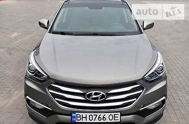 Позашляховик / Кросовер Hyundai Santa FE 2018 в Одесі