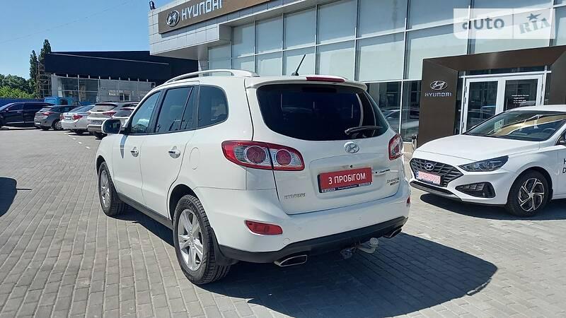 Hyundai Santa FE OFFICIAL AUTO TOP  2010