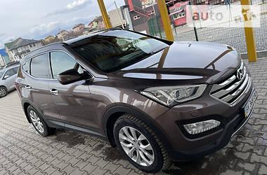 Позашляховик / Кросовер Hyundai Santa FE 2014 в Хмельницькому