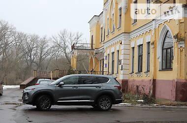 Внедорожник / Кроссовер Hyundai Santa FE 2019 в Киеве