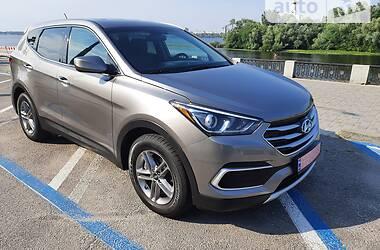 Внедорожник / Кроссовер Hyundai Santa FE 2018 в Днепре