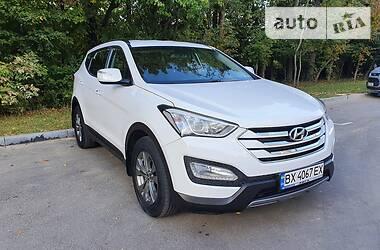 Внедорожник / Кроссовер Hyundai Santa FE 2014 в Виннице