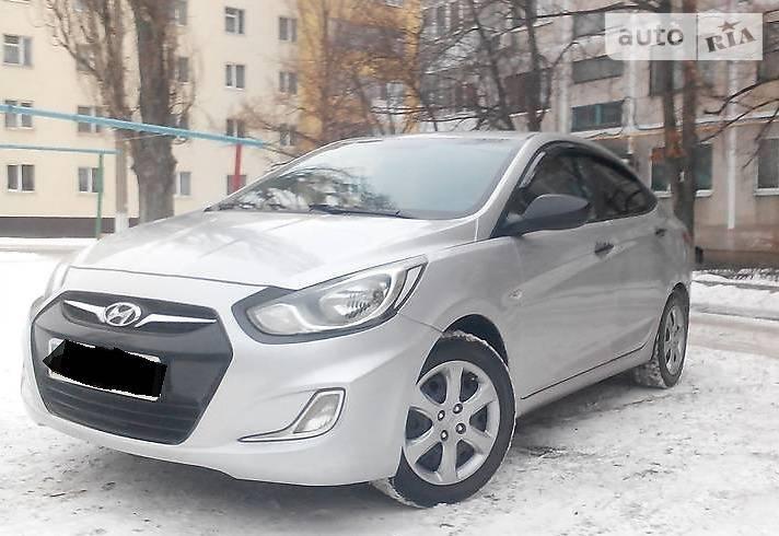Hyundai Solaris 2016 в Василькові