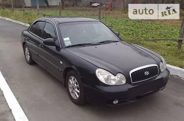 Hyundai Sonata 2002 в Чернигове