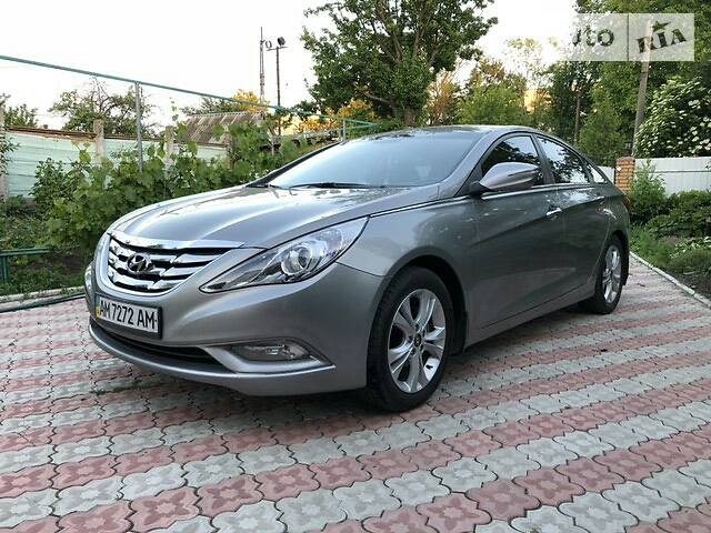 Hyundai Sonata 2012 в Новограде-Волынском