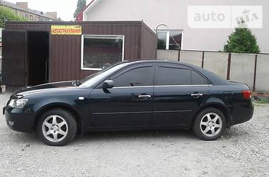 Hyundai Sonata 2007 в Кропивницком