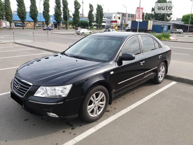Hyundai Sonata 2009 года в Киеве