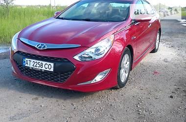 Hyundai Sonata 2013 в Ивано-Франковске