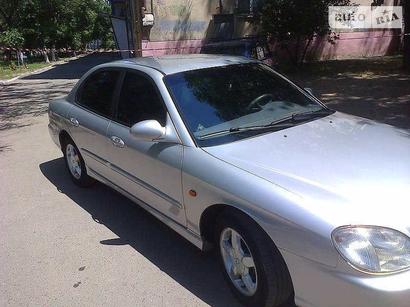 Hyundai Sonata 1999 в Миколаєві