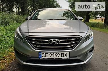 Hyundai Sonata 2016 в Черновцах