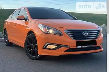 Hyundai Sonata 2016 в Славянске
