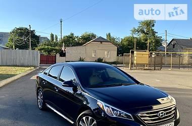 Hyundai Sonata 2016 в Вознесенске