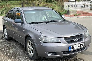 Hyundai Sonata 2006 в Хусте