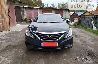 Hyundai Sonata 2014 в Львове