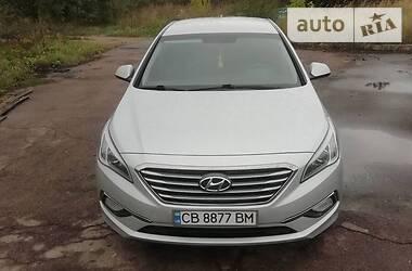 Hyundai Sonata 2015 в Чернигове