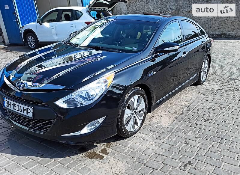 Hyundai Sonata 2014 в Одессе