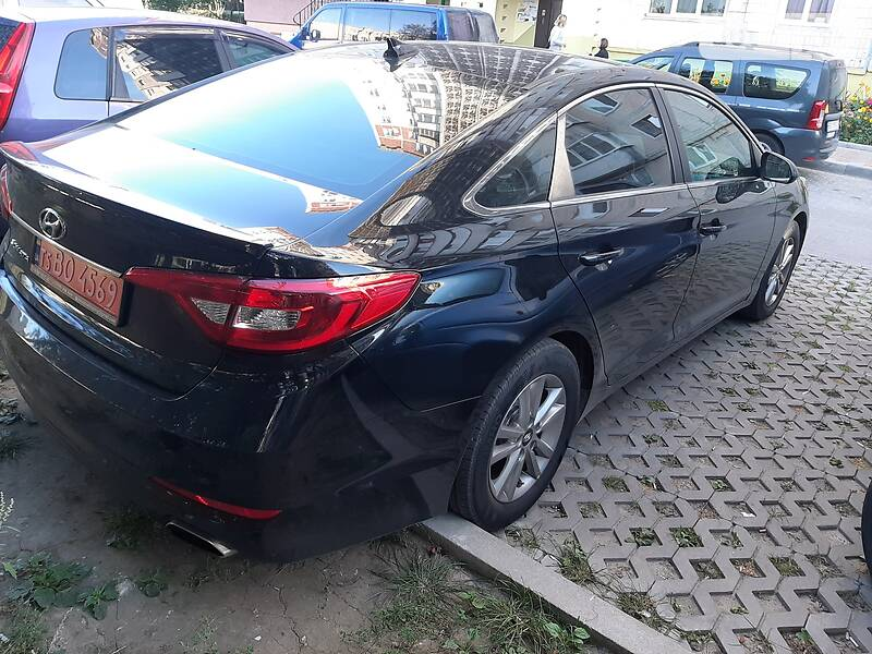 Hyundai Sonata 2016 в Тернополе