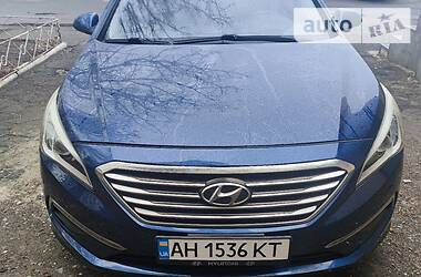Hyundai Sonata 2014 в Марьинке