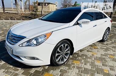 Hyundai Sonata 2013 в Одесі