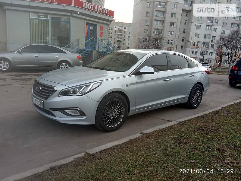 Седан Hyundai Sonata 2016 в Хмельницькому