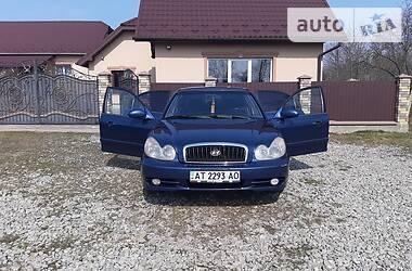 Hyundai Sonata 2004 в Ивано-Франковске
