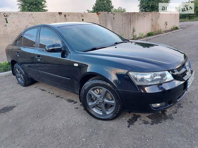 Седан Hyundai Sonata 2007 в Покровске