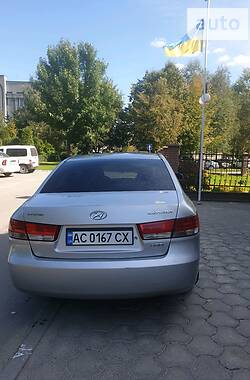 Седан Hyundai Sonata 2006 в Луцьку